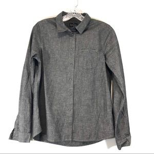 Madewell Broadway & Broome Chambray 100% Cotton